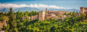 Alhmabra Granada TRavel Spain