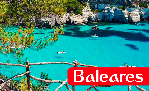 Travel to Baleares