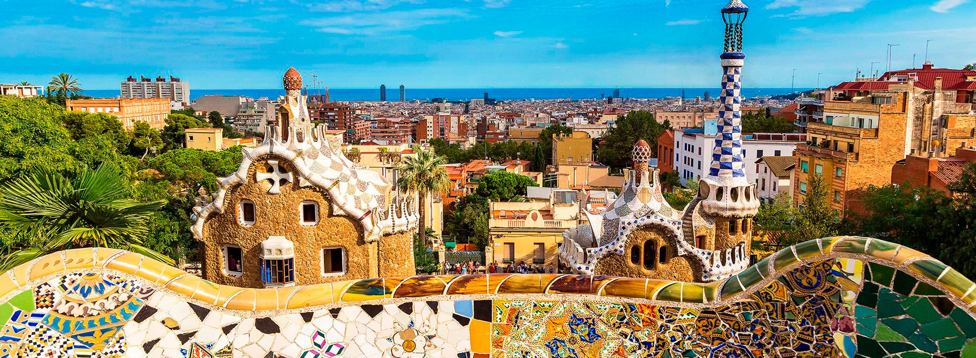 Travel to Barcelona