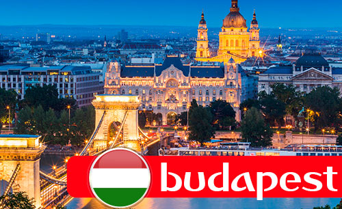 Travel to Budapest
