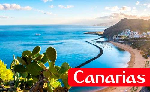 Travel to Canarias