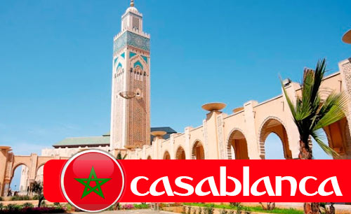 Travel to Casablanca