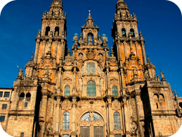 Travel to Galicia