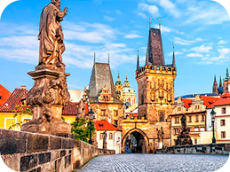 Travel to Prague