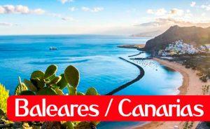 Baleares & Canarias