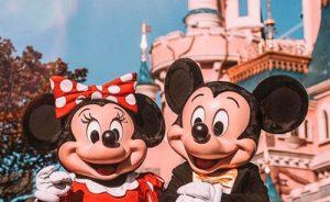 Travel to Disney Paris