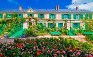 Claude Monet's house