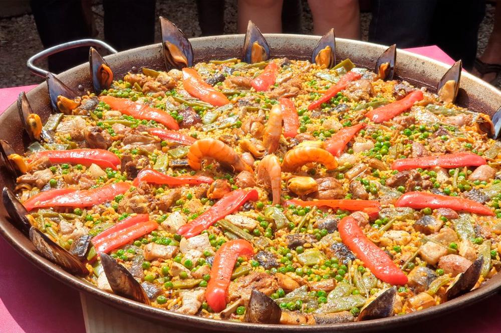 Paella. Spain